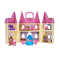 Toys-That-Start-with-P-Peppa-Pigs-Princess-Castle-Playset