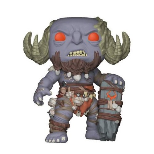 Funko Pop!- 21683 God of War Fire Troll Figura de Vinilo, Multicolor