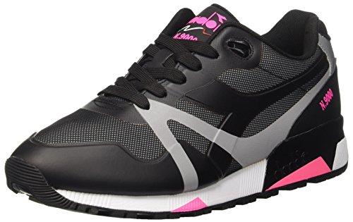 Diadora Sneaker N9000 Bright Protection schwarz EU 40