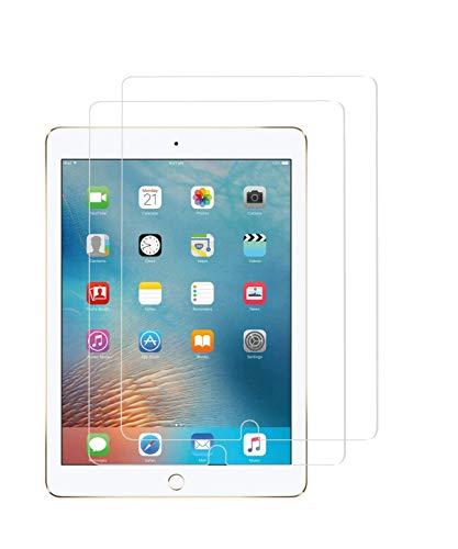 TECHKUN Schutzfolie für iPad 10.2 2019/2020 (7/8. Generation)/iPad Air 3/iPad Pro 10.5,Displayschutzfolie für iPad 10,2 / 10,5