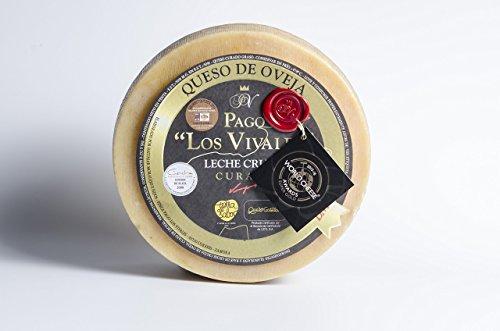 "queso oveja los vivales \""etiqueta negra\"" (3 a 3,1) kg aprox"