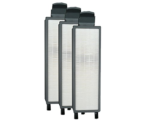EnviroCare 3 61840 HF-5 HEPA Filter Replacement for Compatible with Eureka 61830 61830A Fits Commercial Upright & 4D Boss Bagless Vacuum Cleaners