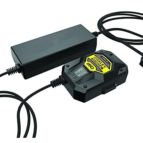 STANLEY FATMAX SFMCB6012-QW Cargador de batería, amarillo/negro