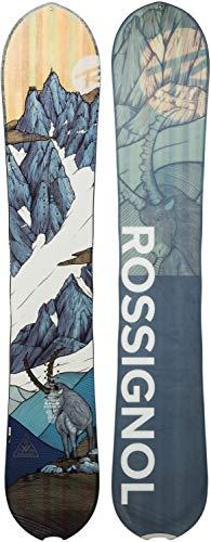 Rossignol – Snowboard XV Wide Herren – Größe 164 – Blau