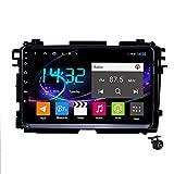 Coche estéreo Android 10.0 GPS Navegación para HR-V XRV 2013-2018 SAT NAV 9 '' IPS Pantalla táctil 2 Din Headunit Multimedia Video Player FM Radio Receptor con 4G 5G WiFi SWC Carplay,M300s