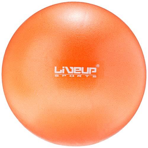 Overball, 25Cm Circunferencia, Cor Laranja, Liveup Sports