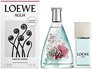 Loewe Loewe Agua Mar De Coral Set Edt 150 Ml+Edt 30 Ml Limited Edition - 150 ml