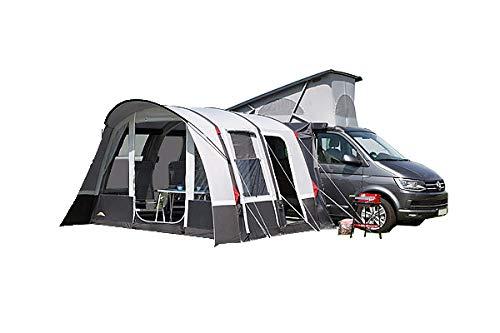 dwt Buszelt Patron Air HQ 340x240cm Mobilzelt grau Outdoor Camping vorzelt Air in System tunneltzelt aufblasbar Reisezelt