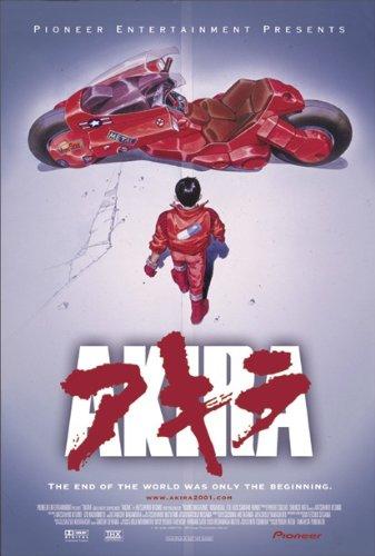Akira 2001 Poster Re-Release (68cm x 101,5cm)