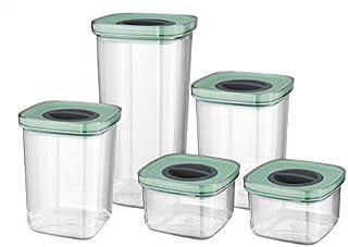 Berghoff Boîtes de Rangement en polypropylène Vert Taille Unique