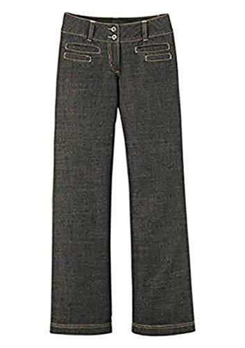 Aniston Jeans im Marlene Stil Black Denim Gr. 19