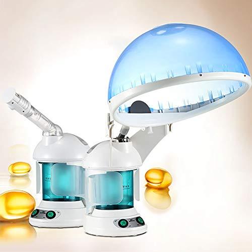 2-in-1-Haar- und Gesichtsdampfer Haut Schönheitspflege Maschine mit feuchtigkeitsspendendem Sprühgerät Für Spa Salon Kosmetikerin Oder Heimgebrauch Beauty Skin Care Machine