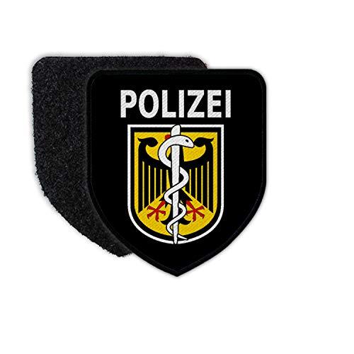Copytec Polizei Sanitäter Einsatz Beamter Dienstabzeichen Dienstkleidung Patch #31390