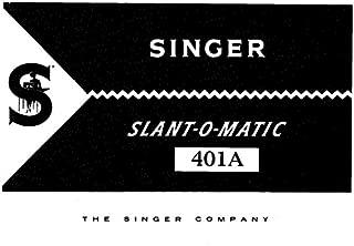 Best singer 401a manual Reviews