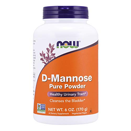Now Foods D-mannose poeder, 6 oz (170 g) - uk verkoper