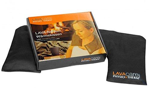 Lava Care Wärmekissen für den Nacken 890029 zum Erwärmen in der Mikrowelle