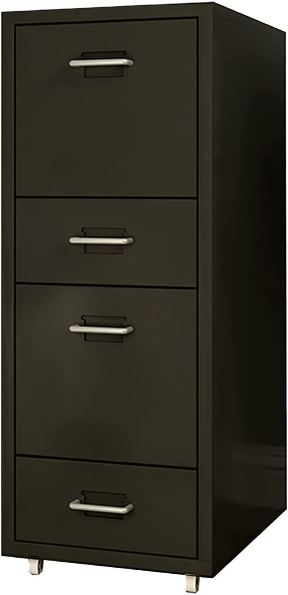 QSJY service Black Rapid rise Furniture - File Cabinets Home Drawer 4 Office for