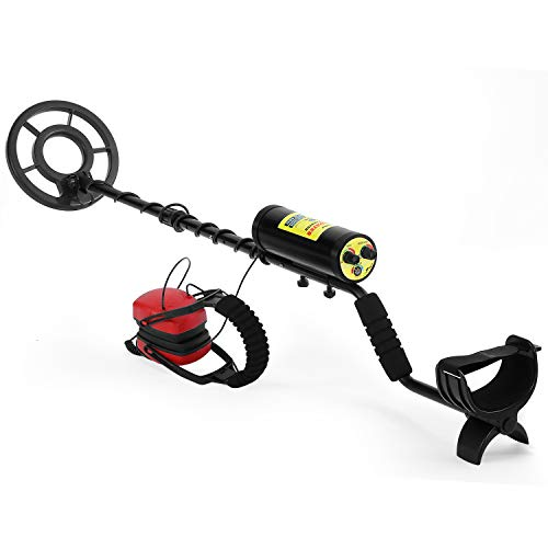 NALANDA 40M Underwater Metal Detector with All Metal,Disc and Pinpoint Modes, LED Indicator, Stable Detection Depth, Automatic Tuning, Variable Tones for Professional Buried Treasure Hunting