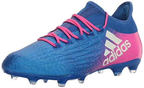 adidas X 16.2 Fg - Botas de fútbol para hombre, color Azul, talla 43 EU