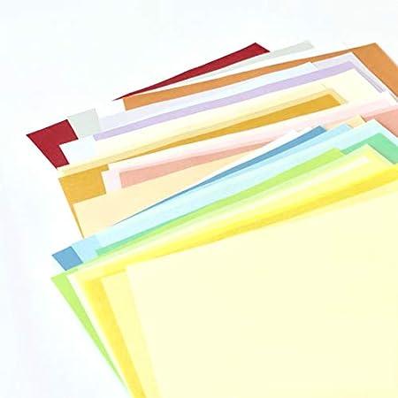 北越紀州製紙 色上質紙 超厚口 B4 50枚 黒