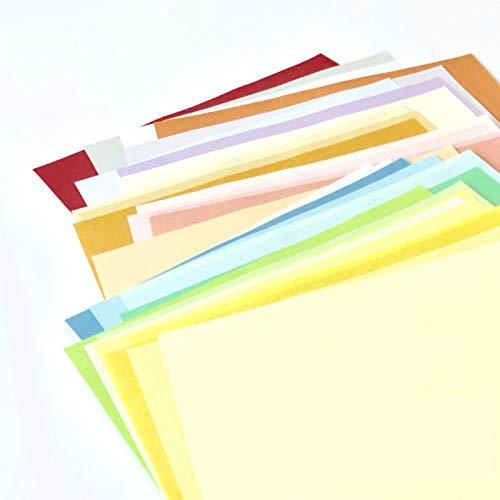 大王製紙 色上質紙 厚口 A3 50枚 選べる25色 ブルー 色画用紙