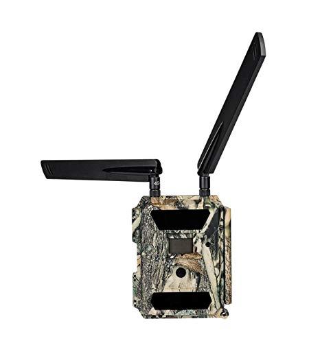 Dörr Snapshot Cloud 4G Wildkamera 12 Megapixel 4G Bildübertragung, Black LEDs, Zeitrafferfunktion