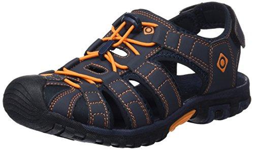 IZAS IUFFO00507BM/OR36 Sandale de Sport Mixte, Blue Moon/Orange, Taille : 36
