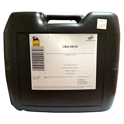 Agip Eni i-Sint 5W-30 20 Liter Kanister