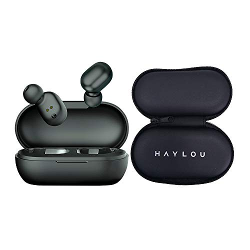 Fone de Ouvido Bluetooth GT1 Plus Haylou e Estojo