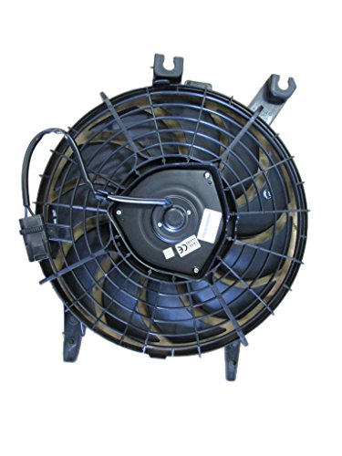 A/C Condenser Fan Assembly - Cooling Direct 8859012270 Fit/For 96-97 Toyota Corolla AT/MT