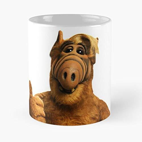 lumeCube Alf Best 11 oz Kaffeebecher - Nespresso Tassen Kaffee Motive