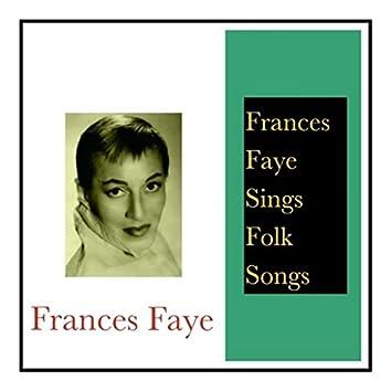 Frances Faye Sings Folk Songs