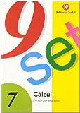 Nou set, calcul (tomo 7) (Nou-Set (nadal))