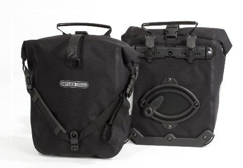 Ortlieb Front Roller Plus - Mochila para Bicicleta Negro Negro Talla:25 L