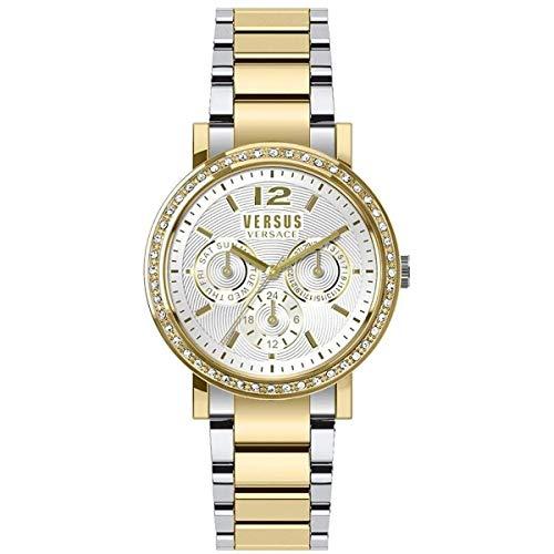 Versus Versace ManhasSET VSPOR2719 - Reloj de pulsera para mujer