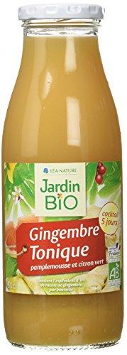 Jardin Bio Gingembre Tonique 50 cl - Pack de 6
