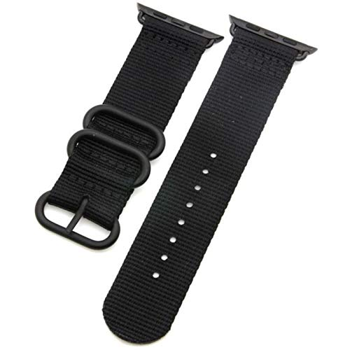 Correa para Apple watch 5 bandas 44mm 40mm iWatch band 42mm 38mm Pulsera deportiva de nailon para Apple watch band 5 4 3 2 accesorios
