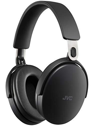 JVC 防音 イヤーマフ ヘッドバンド式 調整可能 EP-EM70-B ブラック