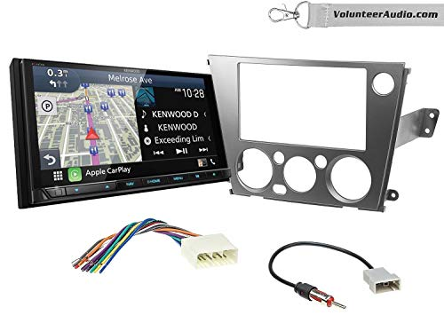 Buy Bargain Kenwood Excelon DNX996XR Double Din Radio Install Kit With Apple CarPlay, Android Auto, ...