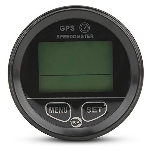 Qqmora ABS Zuverlässiger GPS-Tachometer Kilometerzähler für PKW für LKW ATV UTV Motorrad