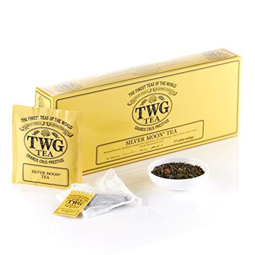 TWG Tea |Silver Moon Tea(コットンティーバッグ , 2.5g×15個入り)