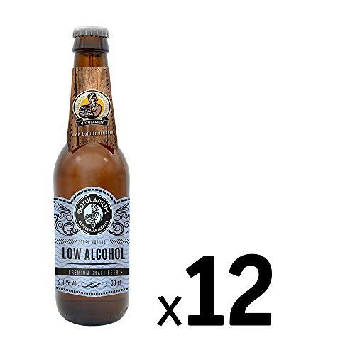 Cerveza Artesana Botularium Low Alcohol - 12x0,33cl