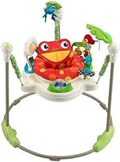 フィッシャープライス レインフォレスト ジャンパルー 赤ちゃん ベビー 室内遊具