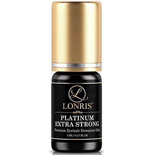 LONRIS Platinum Extra Strong Eyelash Extension Glue