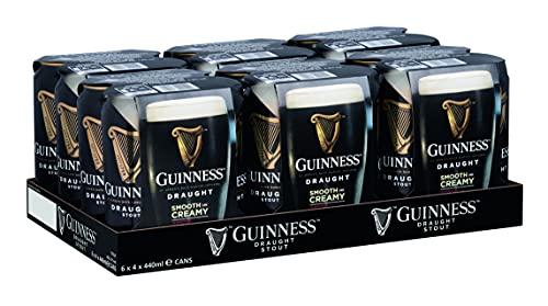 Guinness Draught, EINWEG 6x4x0,44 L Dose