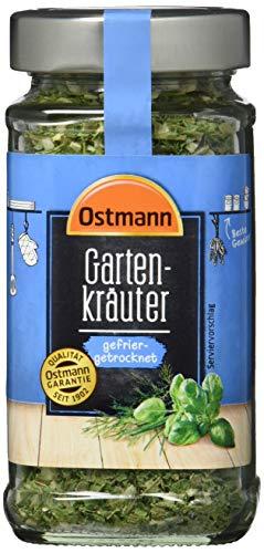 Ostmann Gartenkräuter gefriergetrocknet, 3er Pack (3 x 20 g)