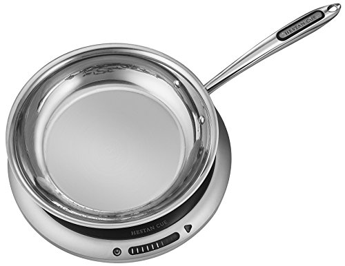 The Hestan Cue Smart Cooking System Consists Of A Temperature Sensing, Dishwasher-Safe Stainless Steel Pan, Portable Induction Burner, And Recipe App That Connect Via Bluetooth. Complimentary App For Both Ios And Android With Access To More Than 500 ...