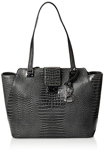 GUESS Cleo Tote, Graphite
