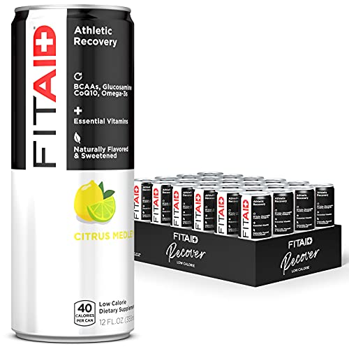 FITAID Recovery Blend, 100% Clean and Paleo Friendly, No Artificial...