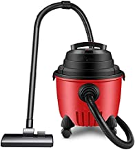 Ultra Quiet Mini Home Rod Vacuum Cleaner Portable Dust Collector Home Aspirator Handheld Vacuum Cleaner Red Lsmaa (Color :...